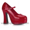 DOLLY-50 Red Patent